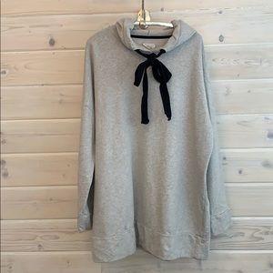 Lou & Grey oversized hoodie